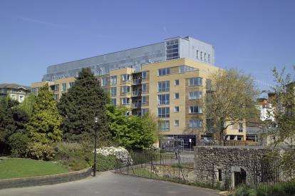 2 Bedrooms Flat for sale in 70 High Street, Southampton, Hampshire