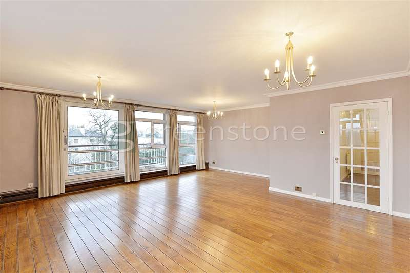 3 Bedrooms Property for sale in St. Johns Wood Park, St Johns Wood, London