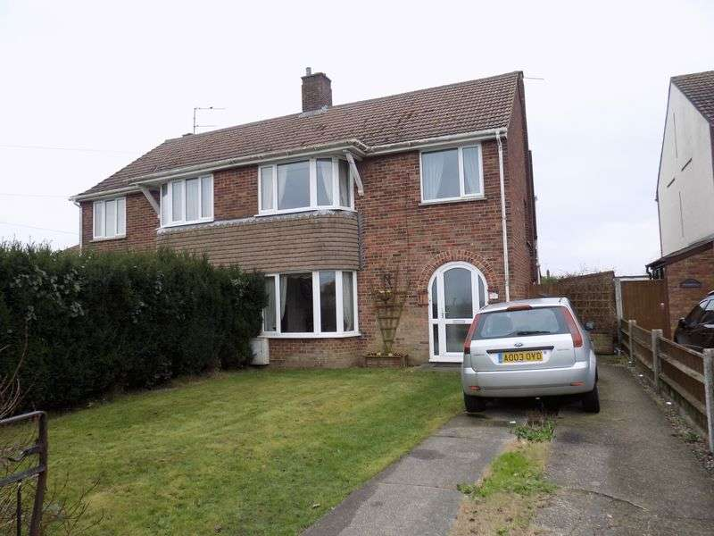 3 Bedrooms Semi Detached House for sale in Crab Lane, Bradwell, Great Yarmouth