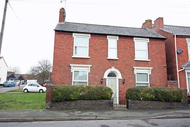 3 Bedrooms Detached House for sale in WORDSLEY, Alwen Street