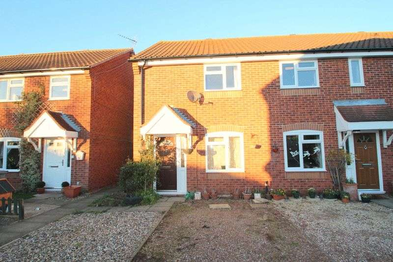 2 Bedrooms Semi Detached House for sale in Lingwood, NR13