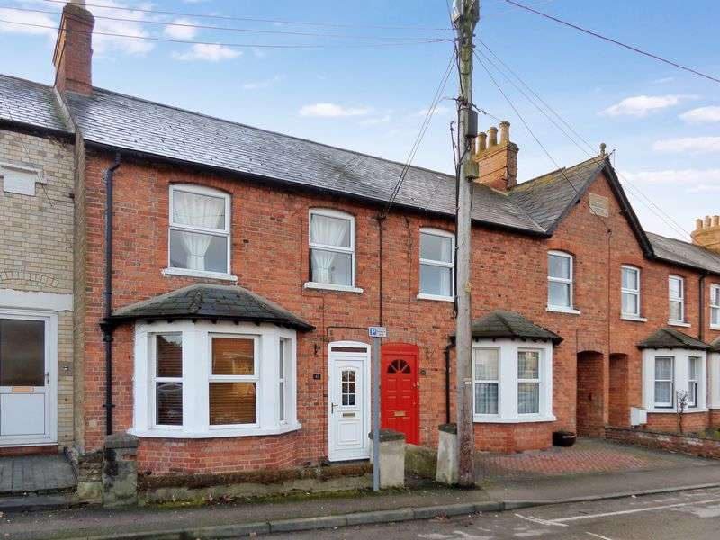 2 Bedrooms Terraced House for sale in Priory Road, Bicester
