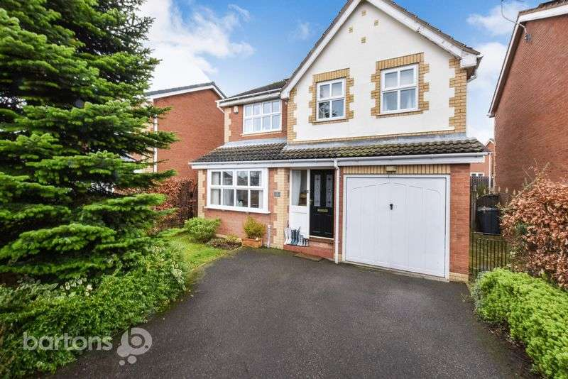 4 Bedrooms Detached House for sale in Blackthorn Rise, RAVENFIELD