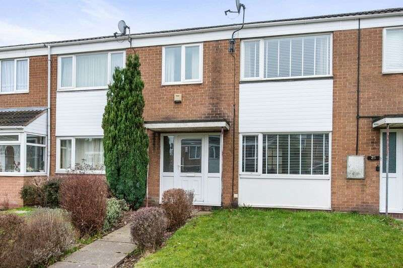 3 Bedrooms House for sale in Linton Walk, Birmingham, West Midlands, B23