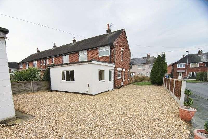 2 Bedrooms Terraced House for sale in Queensway, Warton, PR4 1XT