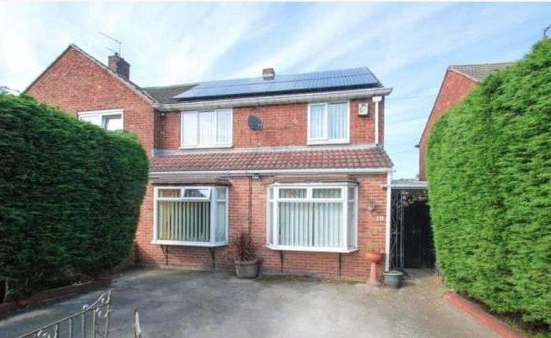 3 Bedrooms House for sale in Winskell Road, South Shields
