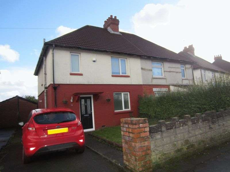 3 Bedrooms Semi Detached House for sale in Redhouse Road Ely Cardiff CF5 4FH