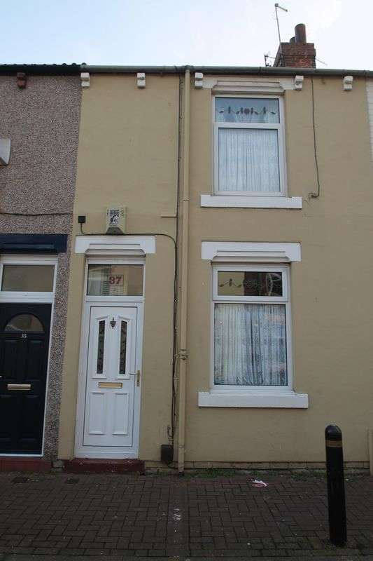 2 Bedrooms Terraced House for sale in Harford Street, Middlesbrough
