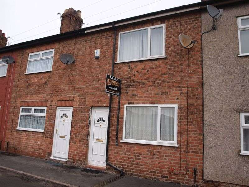 2 Bedrooms Terraced House for sale in Ash Street, Northwich, CW9 5LL