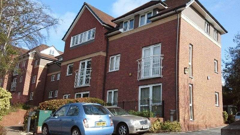 1 Bedroom Retirement Property for sale in Ridgeway Court, Derby, DE23 6LH