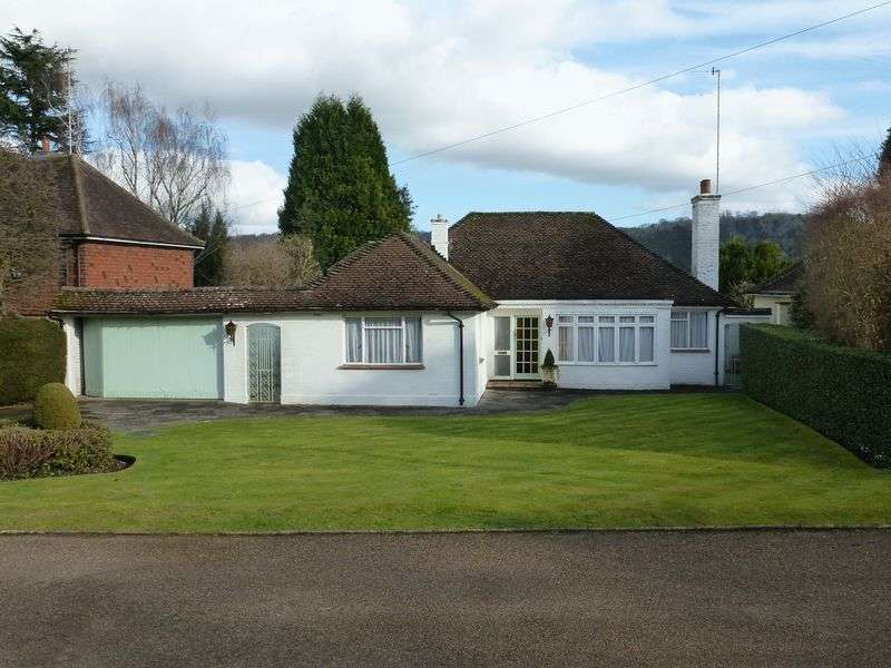 3 Bedrooms Detached Bungalow for sale in WESTHUMBLE - SPACIOUS 2 / 3 BEDROOM BUNGALOW WITH VIEWS