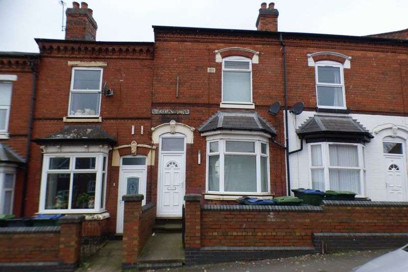 3 Bedrooms Terraced House for sale in Shireland Road, Cape Hill, Smethwick