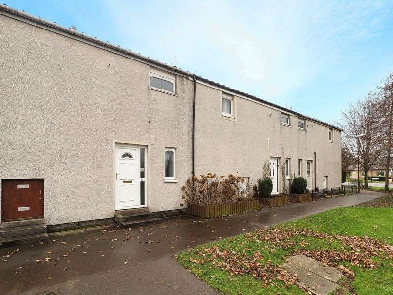 3 Bedrooms Terraced House for sale in Clement Rise, Livingston, EH54 6LR