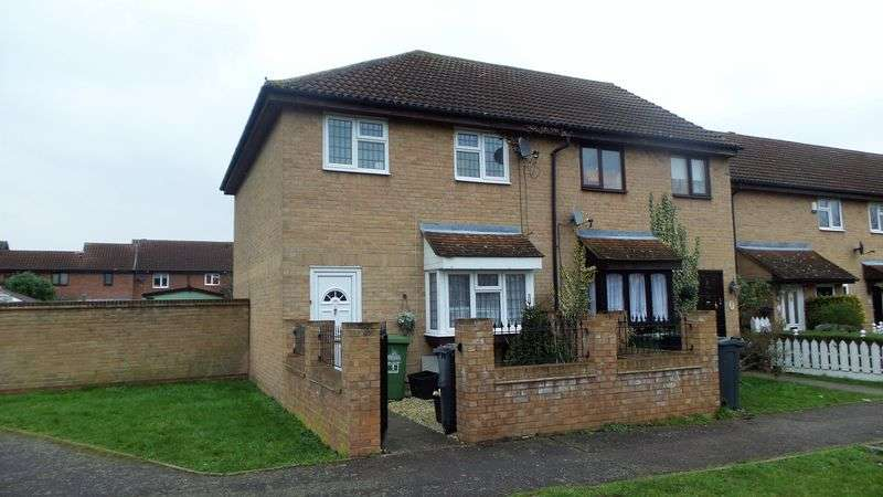 3 Bedrooms Terraced House for sale in Leaforis Road, West Cheshunt