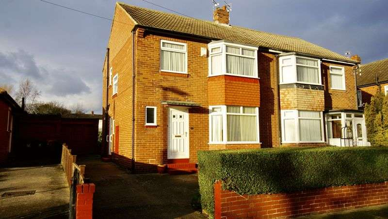 3 Bedrooms Semi Detached House for sale in MUIRFIELD ROAD Benton
