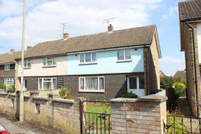 4 Bedrooms Semi Detached House for sale in Caernarvon Way, Banbury, Oxfordshire, Oxon