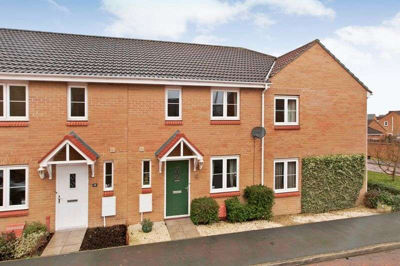 3 Bedrooms Terraced House for sale in Chillingham Drove, Bridgwater