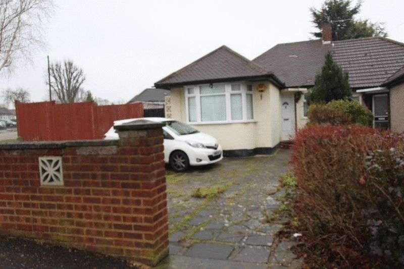 3 Bedrooms Semi Detached Bungalow for sale in Benfleet Close, Sutton