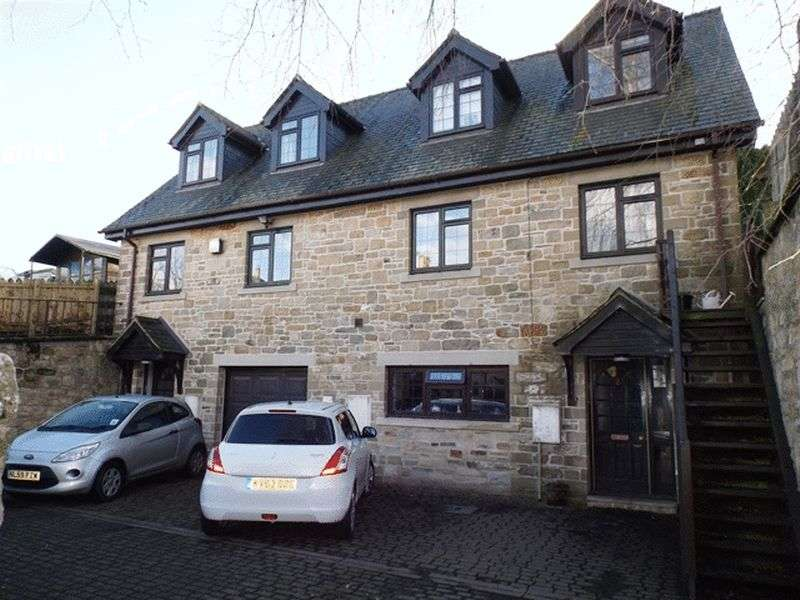 3 Bedrooms Semi Detached House for sale in Cobble Court, Rothbury - Three Bedroom Semi Detached House