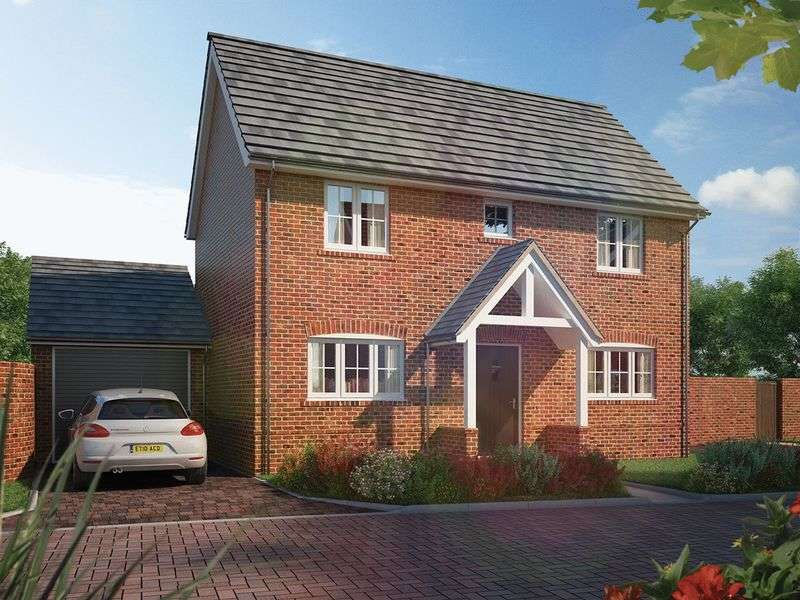 3 Bedrooms Detached House for sale in The Exbury, Bessels Way, Blewbury