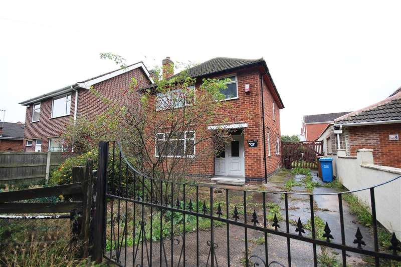 3 Bedrooms Detached House for sale in Duke Street, Ilkeston