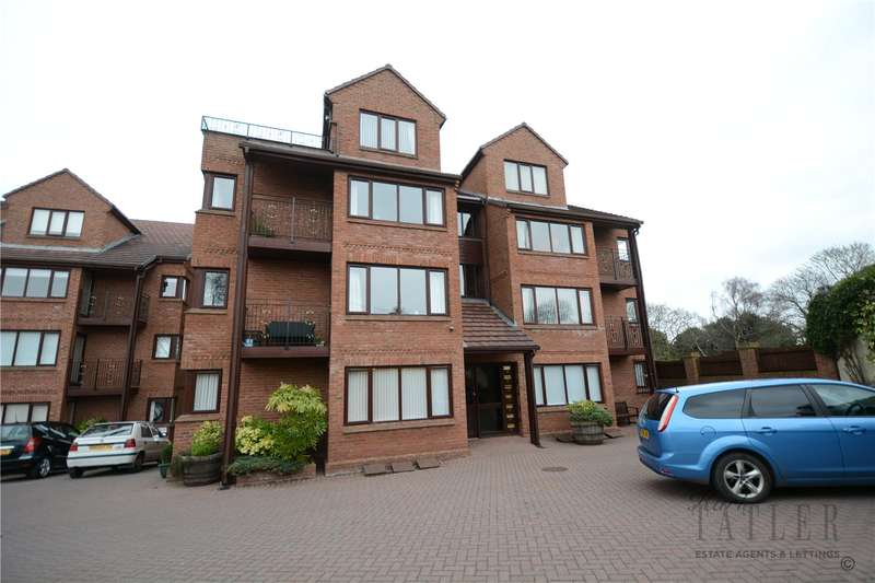 2 Bedrooms Apartment Flat for sale in Mount Avenue, Heswall, Wirral