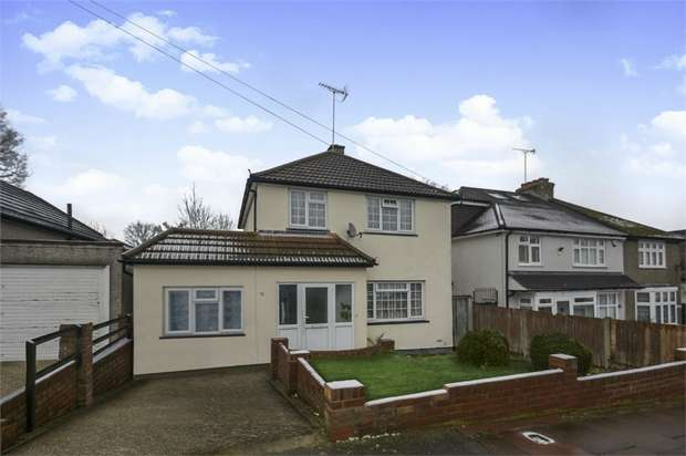 4 Bedrooms Detached House for sale in Friar Road, Orpington, Kent