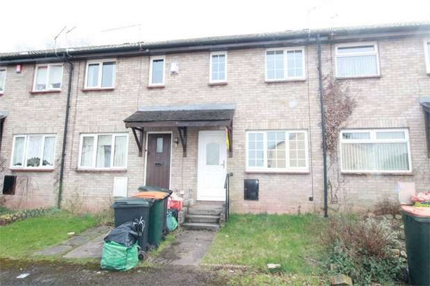 3 Bedrooms Terraced House for sale in Ramsey Walk, St Julians, NEWPORT