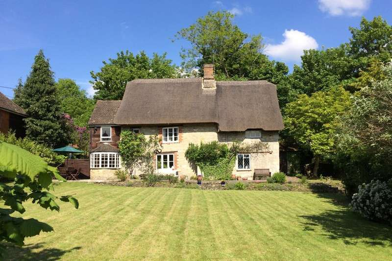 3 Bedrooms Detached House for sale in Southend, Garsington, Oxford