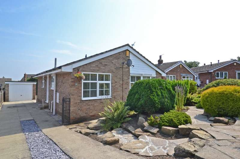 2 Bedrooms Detached Bungalow for sale in Stillwell Garth, Sandal