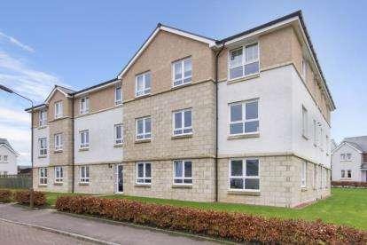 2 Bedrooms Flat for sale in Wordie Road, Stirling