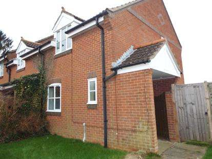 2 Bedrooms End Of Terrace House for sale in Great Dunham, King's Lynn
