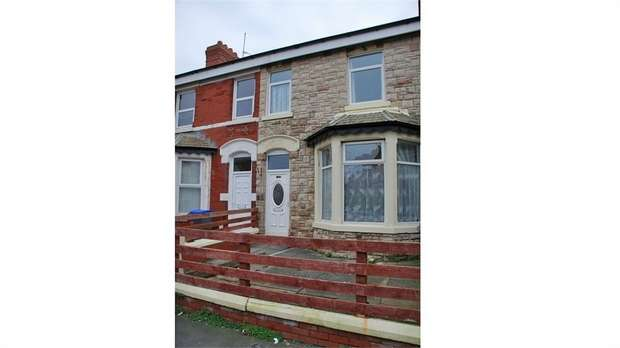 4 Bedrooms Terraced House for sale in Sherbourne Road, Blackpool, Lancashire