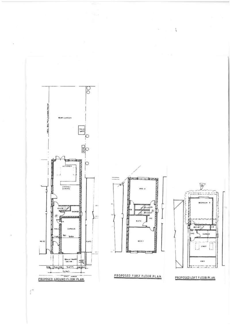 3 Bedrooms Land Commercial for sale in Ledgers Road, Slough, SL1
