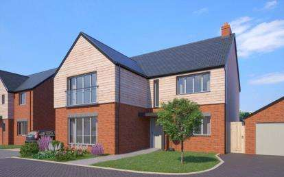 5 Bedrooms Detached House for sale in Clyst St Mary, Exeter