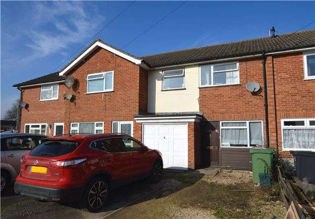 3 Bedrooms Terraced House for sale in Parsons Mead, ABINGDON, Oxfordshire, OX14 1LW
