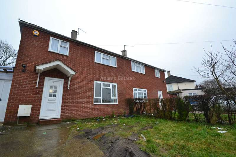 4 Bedrooms Semi Detached House for rent in Wincanton Rd, Reading