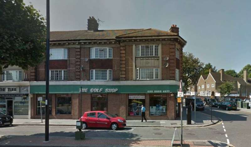 Retail Property (high Street) Commercial for sale in Brighton Road, South Croydon