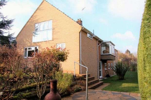 5 Bedrooms Detached House for sale in Manor Road, Mears Ashby, Northampton NN6 0DU