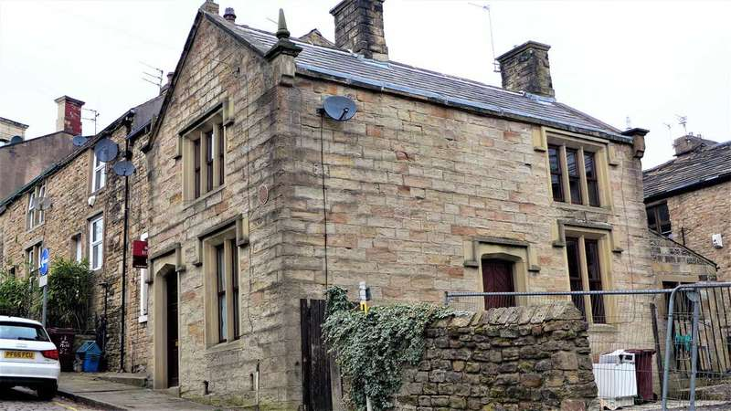 2 Bedrooms Cottage House for sale in Mill St, Padiham