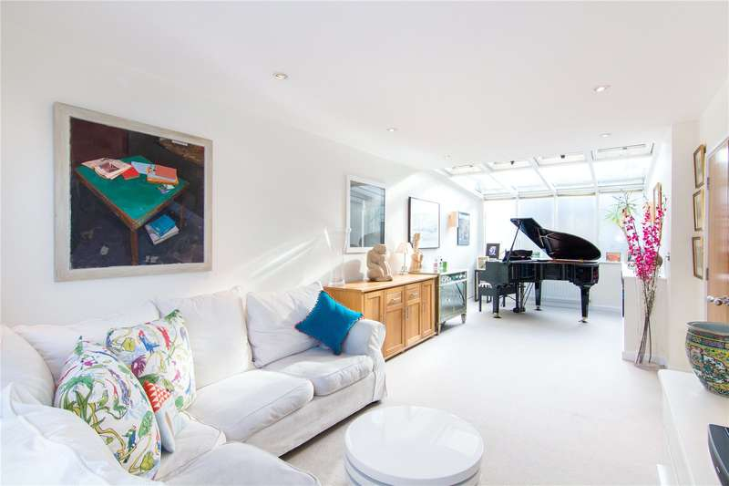 4 Bedrooms Terraced House for sale in Crowther Close, Fulham, London, SW6
