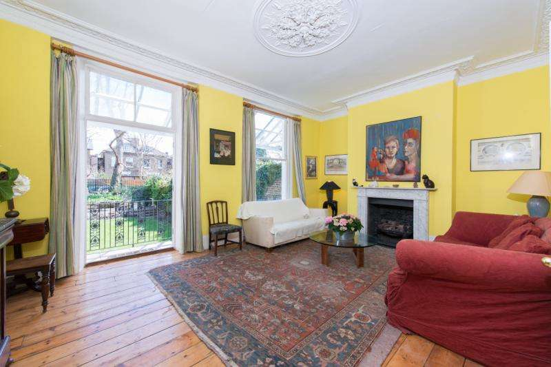 5 Bedrooms House for sale in Keith Grove, Shepherds Bush, W12