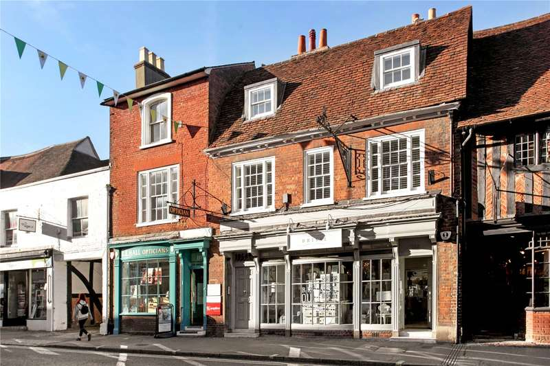 2 Bedrooms Flat for sale in West Street, Farnham, Surrey, GU9