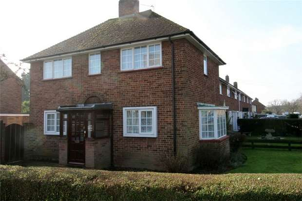 3 Bedrooms End Of Terrace House for sale in Viscount Road, Stanwell, Staines-upon-Thames, Surrey