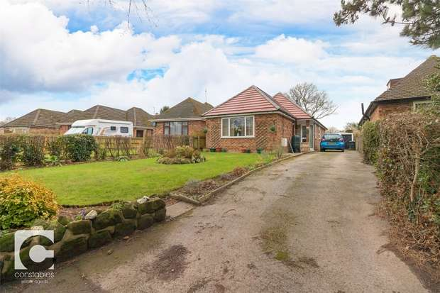2 Bedrooms Detached Bungalow for sale in Change Lane, Willaston, Neston, Cheshire