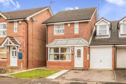 3 Bedrooms Link Detached House for sale in Delapre Drive, Banbury, Oxon, Oxfordshire