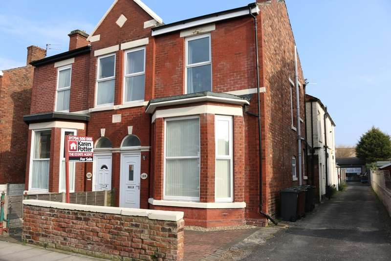 3 Bedrooms Terraced House for sale in Portland Street, Southport