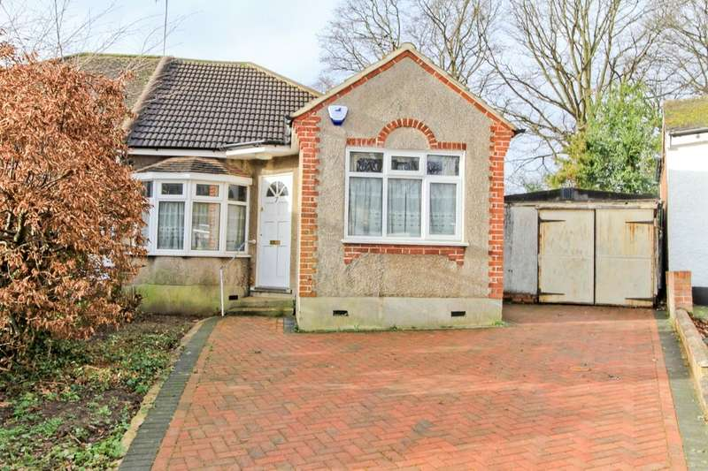 2 Bedrooms Semi Detached Bungalow for sale in Sutton Close, Pinner