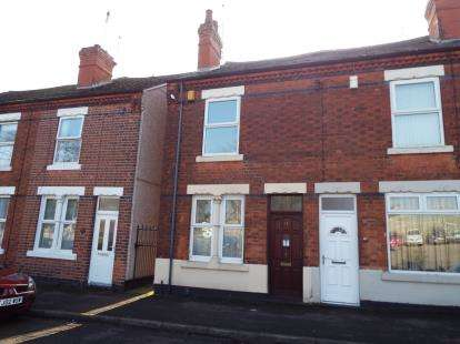 2 Bedrooms End Of Terrace House for sale in Byron Street, Daybrook, Nottingham, Nottinghamshire