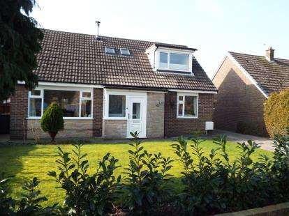 4 Bedrooms Detached House for sale in The Croft, Goosnargh, Preston, Lancashire